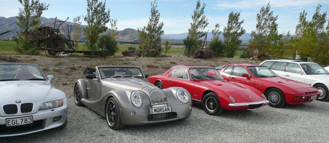 Mainland Classic New Zealand South Island Classic Cars Touring